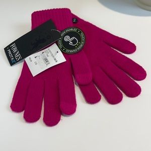 Nordstrom Fownes Anti Microbial touch gloves